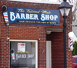 Tailored Male Barber Shop